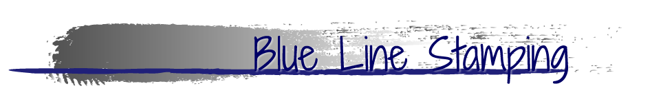 Blue Line Stamping
