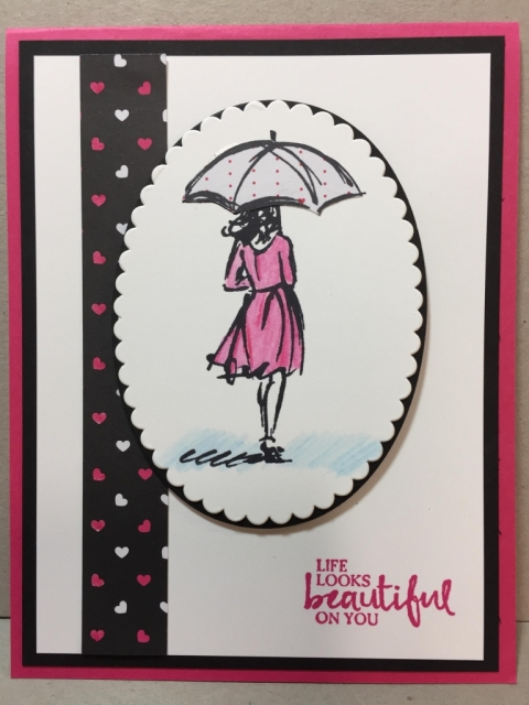 Beautiful You, Stampin' Up!, Jackie Beers Independent Demonstrator