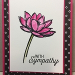 Remarkably You Sympathy Card