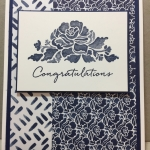 Floral Phrases Congratulations