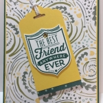 Best Friend Badge