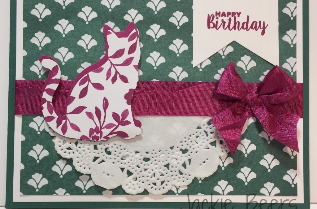 A Cat Birthday