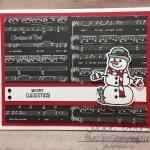 A Musical Snowman