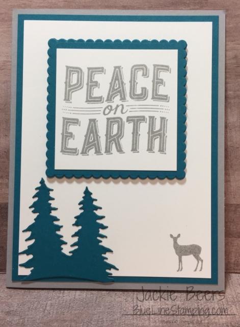 Stampin' Up! Carols of Christmas, Jackie Beers, stampinup Carols of Christmas,