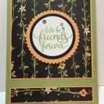 A Matchbook Card