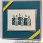 Framed Candles