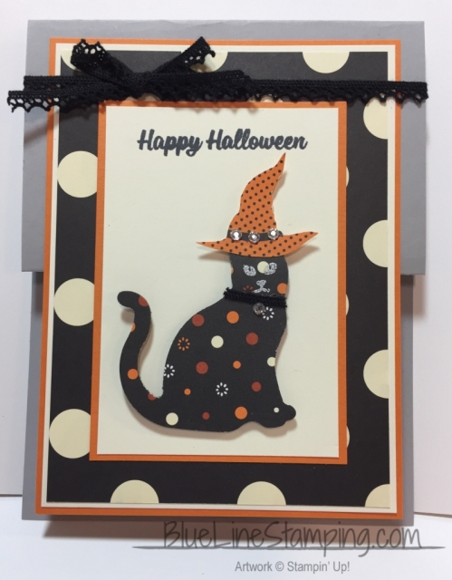 Stampin' Up! Spooky Cat, Jackie Beers, stampinup spooky cat,