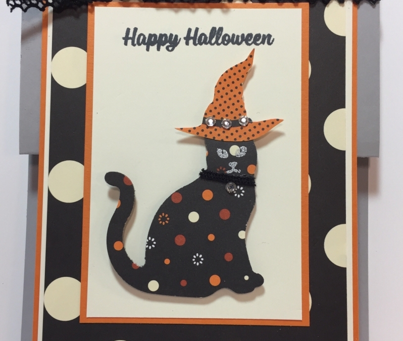 """Pals October """"Wicked Folds"""" Blog Hop"""