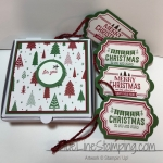 Pizza Box of Tags