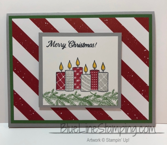 Stampin' Up! Merry Patterns Jackie Beers, Stampin' Up!, stampinup, Merry Patterns, Jackiebeers