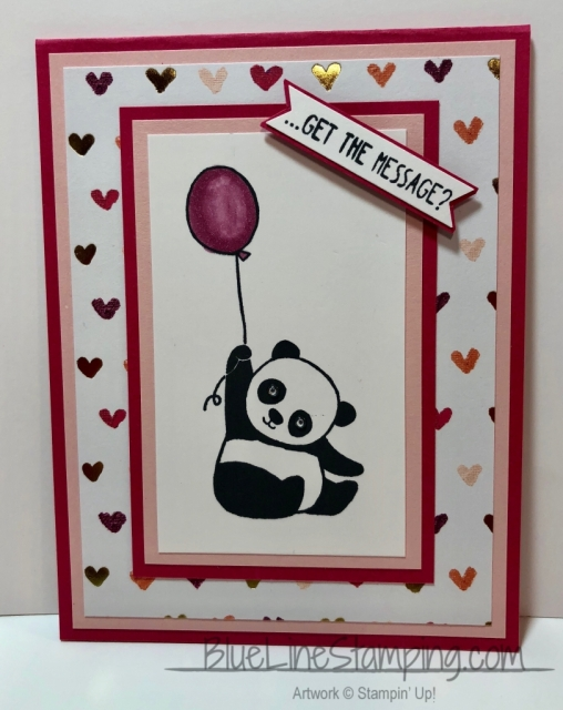 Stampin' Up! Party Pandas, Jackie Beers