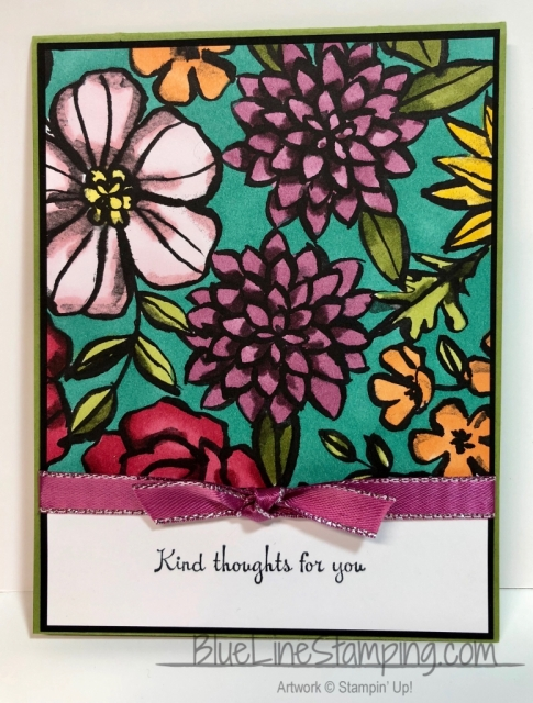 Stampin' Up! You're Inspiring, Jackie Beers, stampinup, you're inspiring, jackiebeers