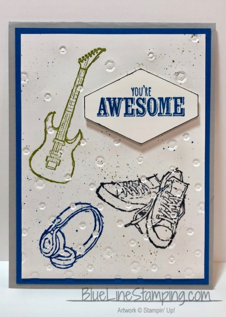 Stampin' UP! You're Awesome Jackie Beers, Stampin' Up!, You're Awesome, Jackie Beers, stampinup, youre awesome, you are awesome, jackiebeers