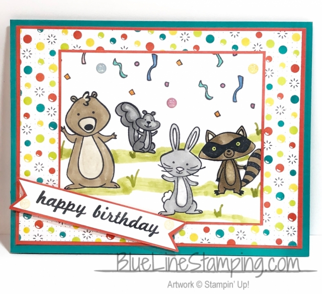 Stampin' Up! , We Must Celebrate, Jackie Beers, stampinup, jackiebeers