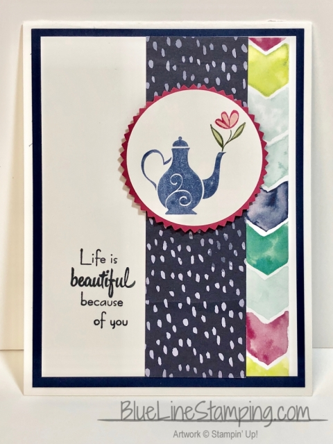 Stampin' Up!, A Mother's Flair, Jackie Beers, stampinup, mothers flair, jackiebeers