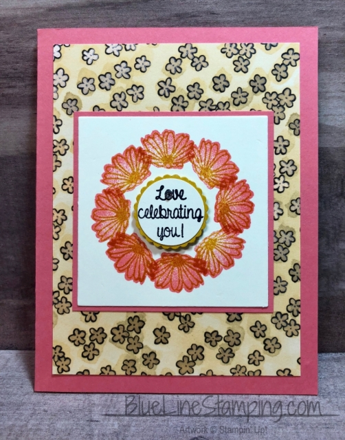 Stampin' Up!, Stamparatus, Hand Delivered, Daisy Delight, Share What You Love, Jackie Beers