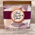 Copper Tea Tins