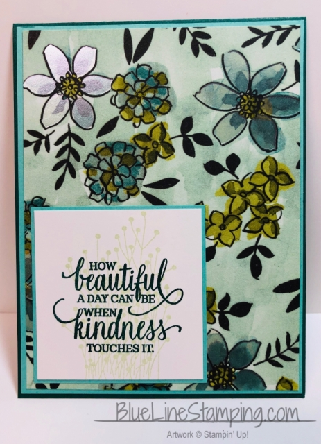 Stampin' Up!, Enjoy Life, Share What You Love, Jackie Beers