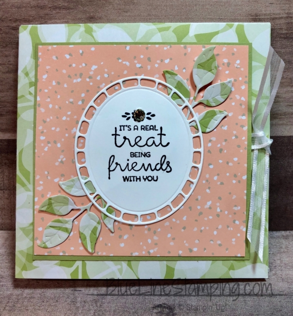 stampin' up!, Jackie Beers, Wonderful Floral, Floral Romance, Treat Time, Humming Along