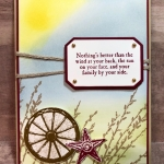 Country Sunshine for InKing Royalty Blog Hop