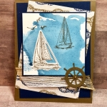 Sailing with Pigment Ink