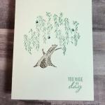 Mosaic Single Layer Card