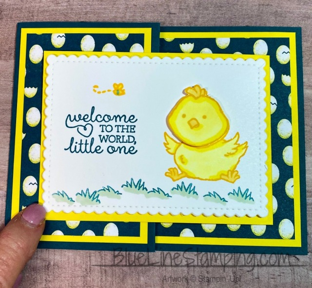 Critters, Stampin' Up!, Welcome Easter