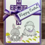 Cross of Hope, Welcome Easter, Stampin